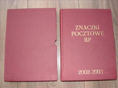Roczniki 2002 - 2003 w klas. Jub. Tom XXIV - czyst