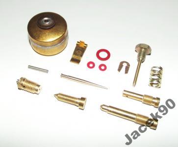 Jawa 50, Ogar komplet naprawczy gaźnika 13 części