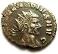 AC- KLAUDIUSZ II (268-270), antoninian, ANNONA