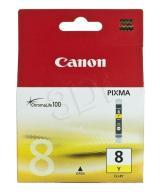 Tusz Canon żółty CLI-8Y=CLI8Y=0623B001, 420 str.
