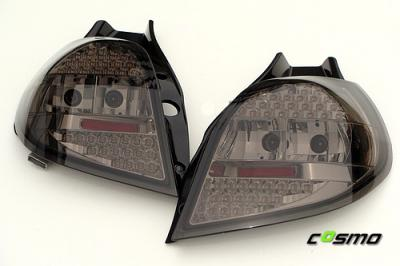 LAMPY TYLNE LED DIODY RENAULT CLIO 3 III 05 09