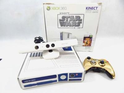 Xbox 360 Star Wars Edition Komplet 320 Gb 6787765736 Oficjalne Archiwum Allegro
