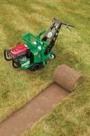 Wycinanie darni, wycinarka, usuwanie trawy