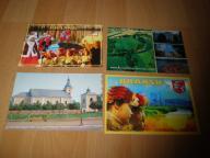 wyprzedaż zestawu pocztówek BRAŃSK