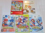Nintendo Wii Sonis Super Mario Bross Kart UGry