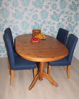 Ikea Duży Drewniany Stół Rozkładany 6625825789 Oficjalne