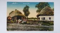 Ukraińskie chaty FELDPOST 1916