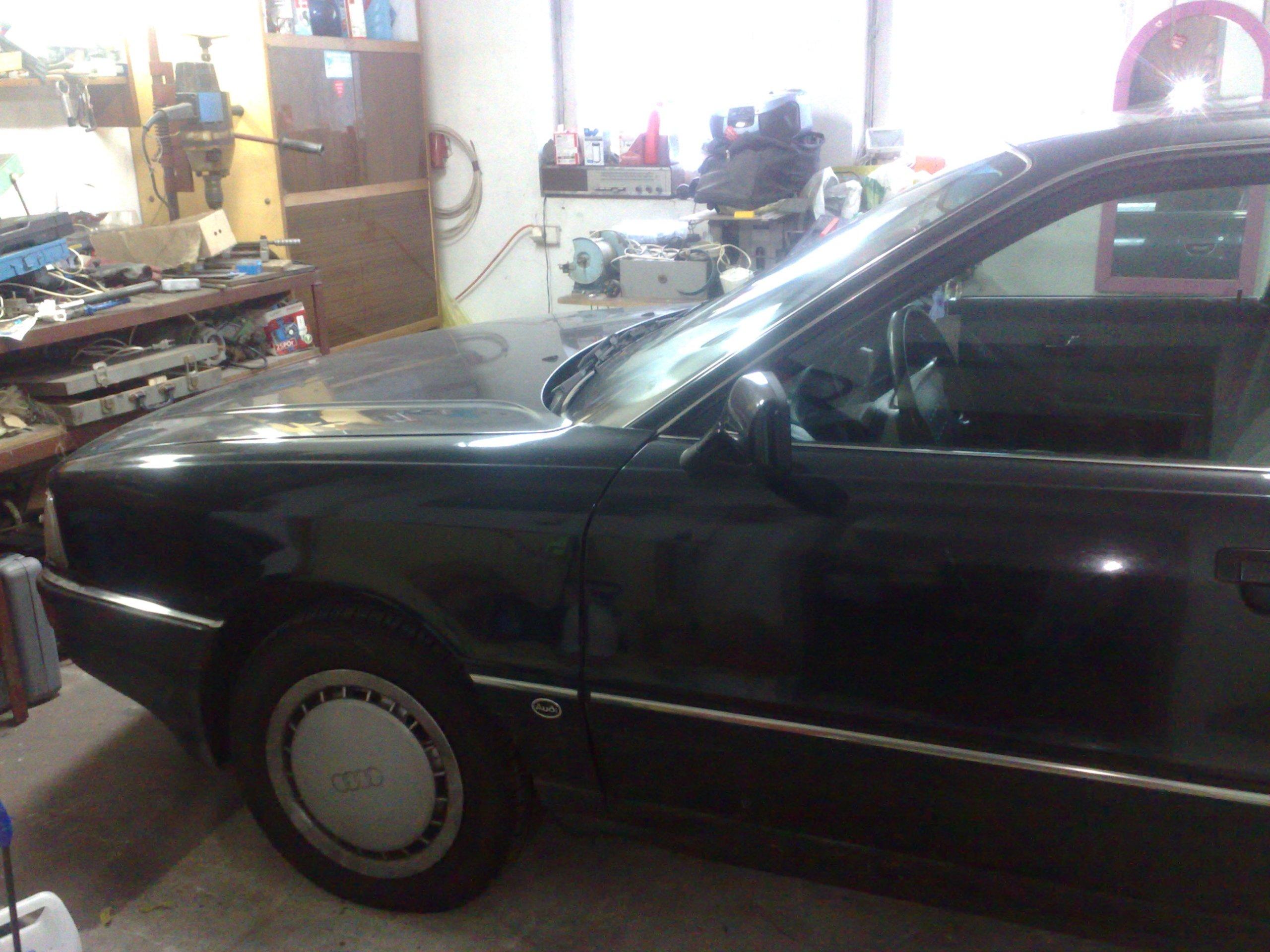Audi 90  2,3   1990  261000 LPG+ET  Koła zimowe