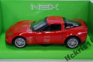 CHEVROLET CORVETTE Z06 - WELLY 1:24