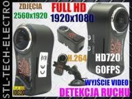MINI KAMERA FOTOPUŁAPKA APARAT HD 60FPS DET. RUCHU