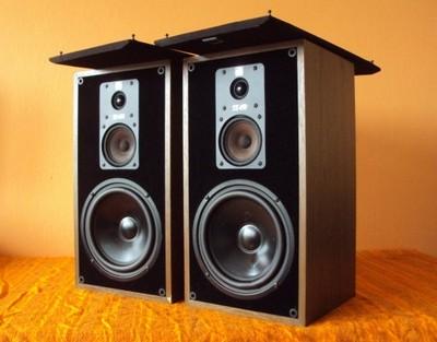 Arcus TS 450 - Znakomite kolumny stereo - Vifa