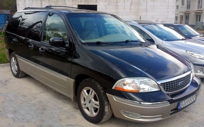 Ford WINDSTAR LIMITED 2003 ZADBANY Z LPG