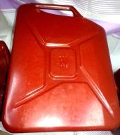 Kanister metalowy 20L karnister