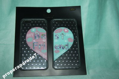Bershka Etui Case Iphone 6 6s Best Friends Serce 6597447668 Oficjalne Archiwum Allegro