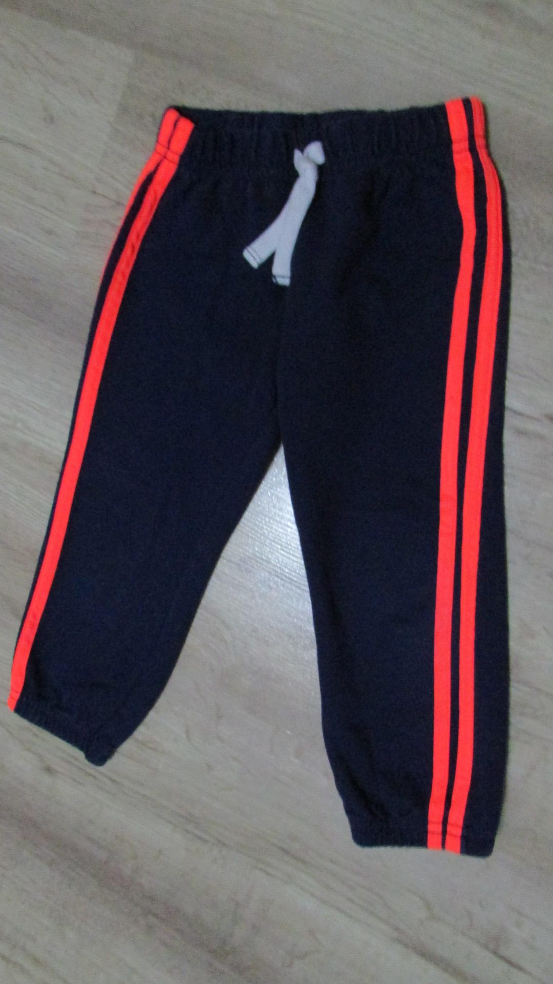 CARTER'S spodnie DRESOWE GRANATOWE na 2 LATA *92*