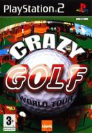 CRAZY GOLF WORLD TOUR gra na PS2
