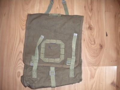79180308ebaca Wojskowy plecak kostka LWP - 6777051308 - oficjalne archiwum allegro