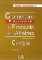 Grammaire progressive du francais Affaire Klucz