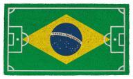 Wycieraczka SHOE-MAX Football Brazil  44 x 74 cm
