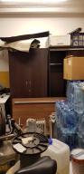 Dwie szafy na ubrania do biura zamykane na klucz
