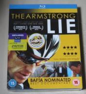 Blu-Ray: Kłamstwa Armstronga - The Armstrong LIE