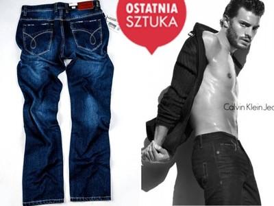 Spodnie CK Jeans Calvin Klein 32/33 -70%