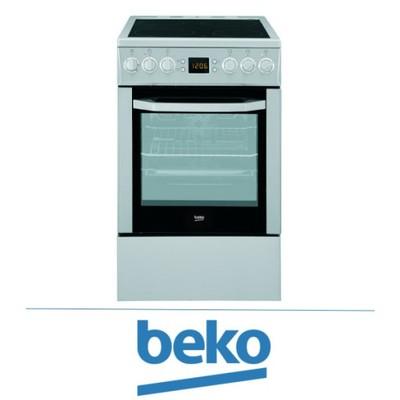 Kuchnia Gazowo Elektryczna Beko Csm 57300 Gx