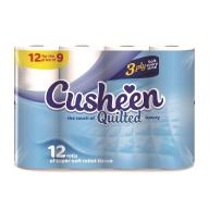 Cusheen Papier Toaletowy Zestaw 60 Rolek