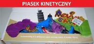 PIASEK MOVING SAND Magiczny, Kinetyczny 2x 0,4 kg