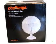 """Wentylator biurkowy 12"""" Challenge TX-1201"""