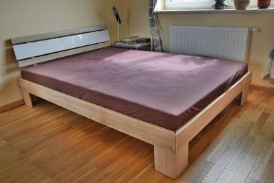 łóżko Z Materacem Abra Rhone 6258253845 Oficjalne
