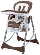 Caretero Krzesełko do karmienia Bistro Brown