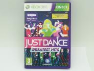 GRA NA XBOX 360 KINECT. JUST DANCE GREATEST HITS.