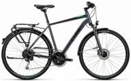 Rower Cube Touring Exc grey/black/flash 62cm 2016