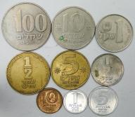 LOT Izrael szekle 1982-1985