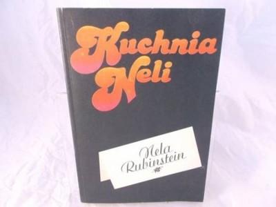 Kuchnia Neli N Rubinstein 6967859417 Oficjalne Archiwum Allegro