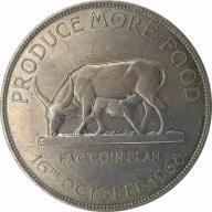 1968 UGANDA - 5 SHILLINGÓW