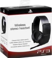 SONY Bezprzewodowe Słuchawki PS3 Headset 7,1