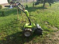 Glebogryzarka traktorek grillo dzik odsniezarka