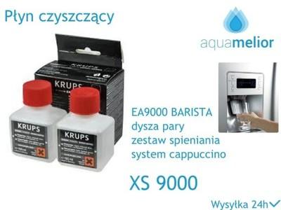 KRUPS XS 9000 Do czyszczenia dyszy pary w EA 9000
