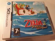 Zelda Phantom Hourglass uszkodzona Nintendo DS