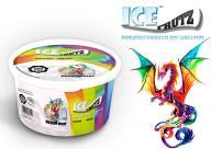 Melasa Żel Ice Frutz 100g Dragon Fruit Shisha