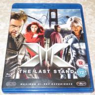 Blu-Ray: X-Men: Ostatni bastion - The Last Stand