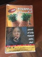 Tytoń schischa fajka wodna ananas