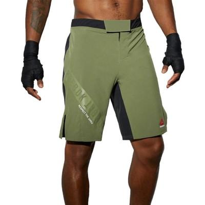 Spodenki Reebok Combat MMA męskie termoaktywne L