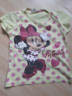Urocza bluzeczka Disney 116  WYPRZ zara..