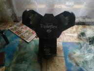 Światła dyskotekowe tripleflex