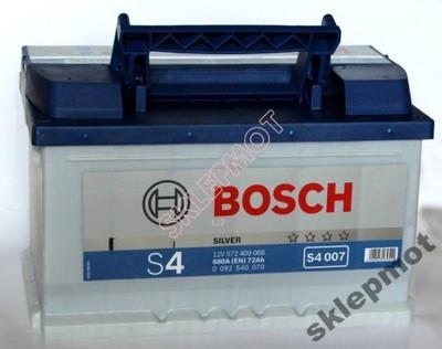 Akumulator 72Ah 680A P+ 278x175x175 Bosch Kraków