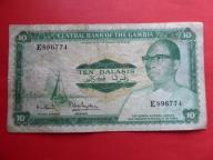 Banknoty..Gambia.