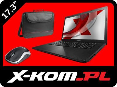 Laptop LENOVO G710 i5-4210M 4GB 1TB USB 3.0 +111zł